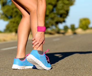 Symptoms of Shin Splints